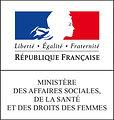 logo Ministère-des-affaires-sociales-de-