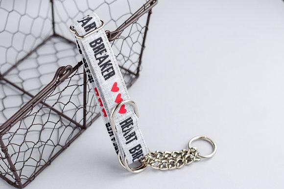 Heart Breaker Dog Collar