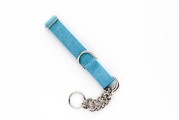 Cadet Blue Linen