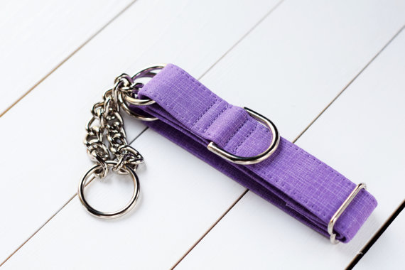 Lavender Dog Collar