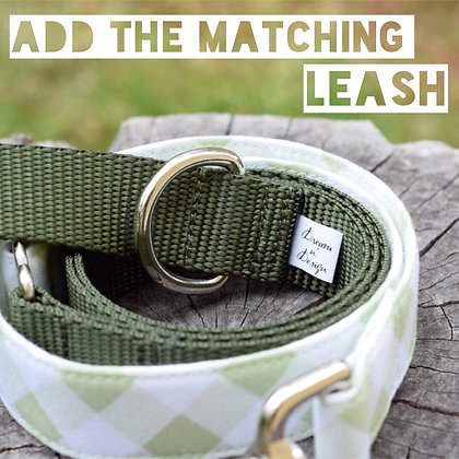 ADD-ON: Matching Leash
