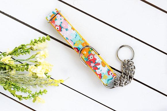 Sunny Floral Dog Collar