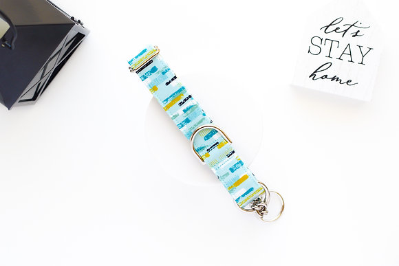 Spring Is Blooming Dog Collar
