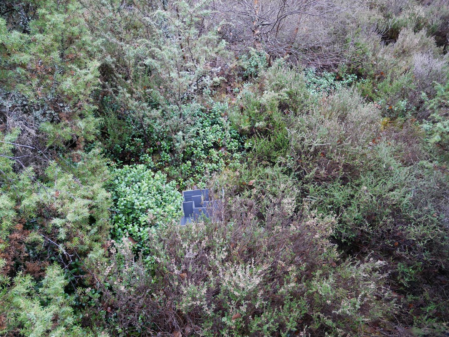 Hidey Hole, 2019, Inshriach Bothy, Bothy Project Residency.
