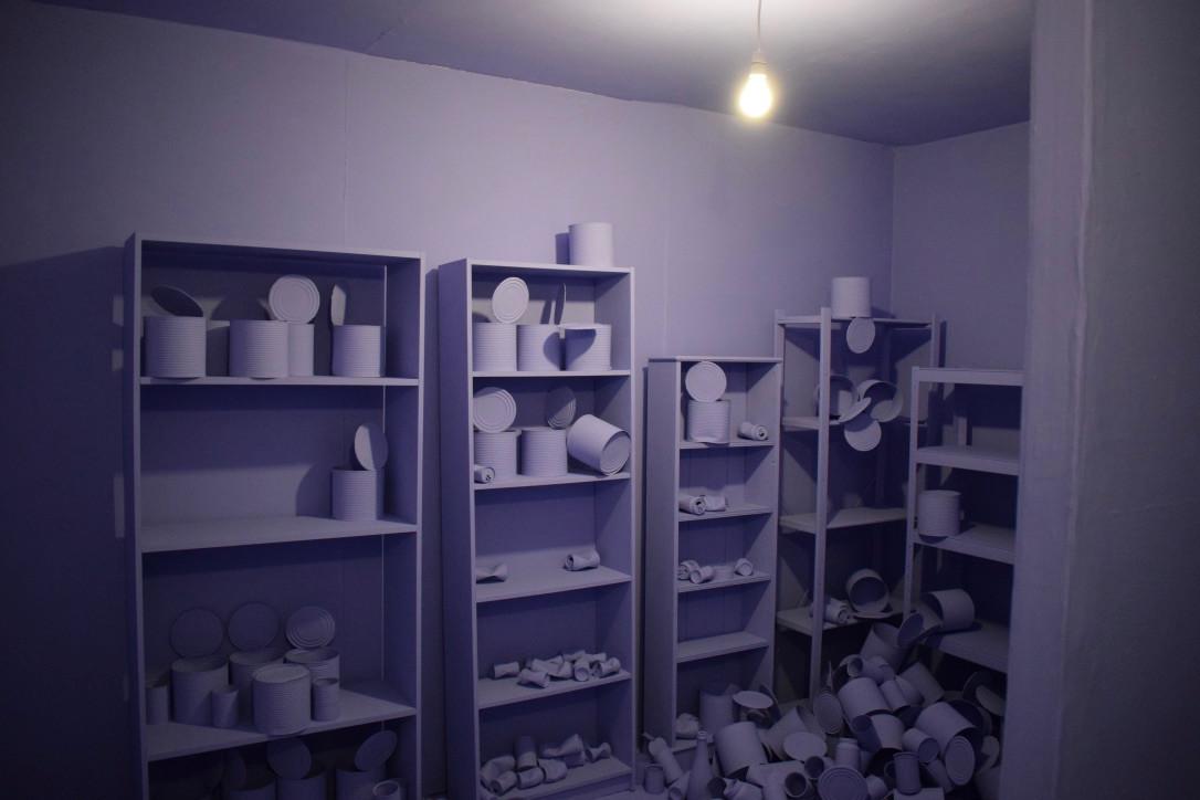 Safe Haven, 2019. Edinburgh College of Art Degree Show