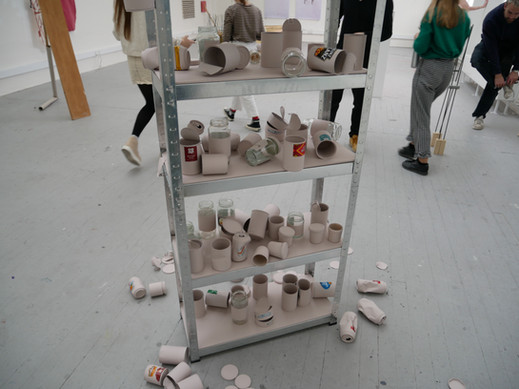 Unknowing, 2019, John, Edinburgh College of Art
