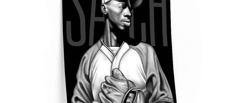 SATCH   POSTER