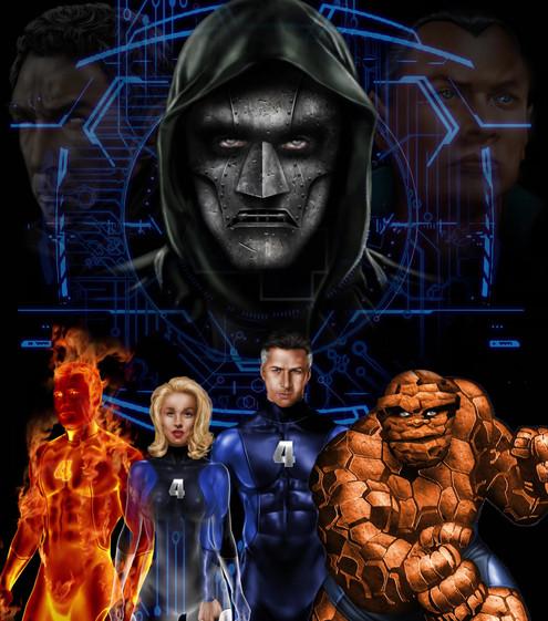 Fantastic Four Dream Casting