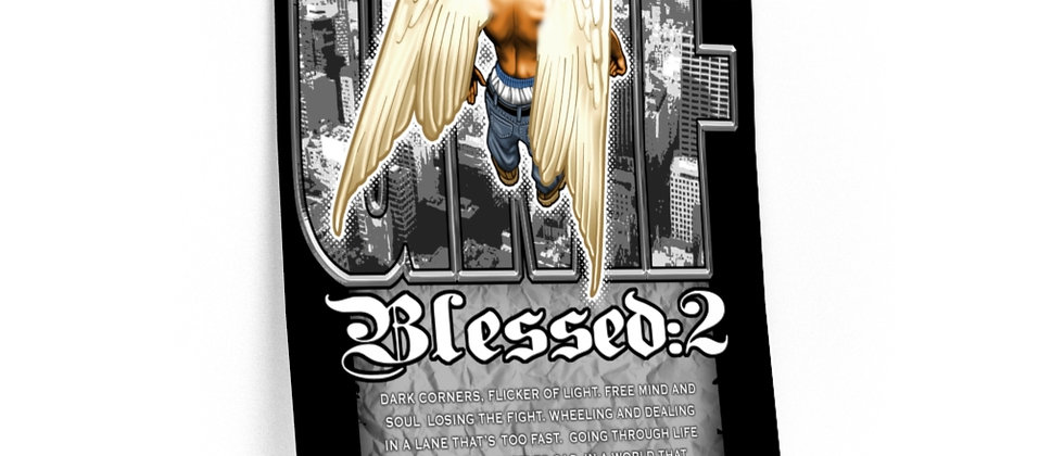 Blessed:2 /Premium Poster