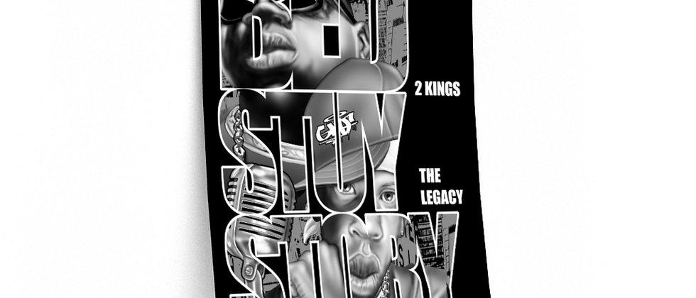 Bed-Stuy Story /Premium Poster