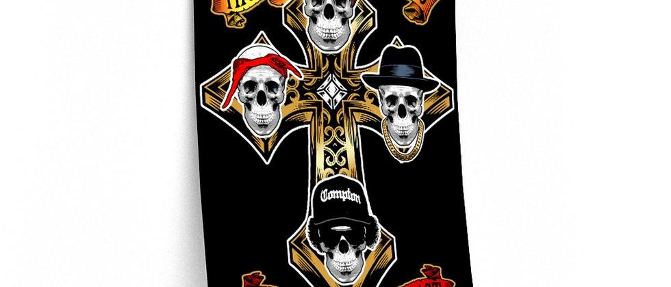Thugs & Roses /Premium Poster