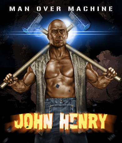 Woody Strode as John Henry