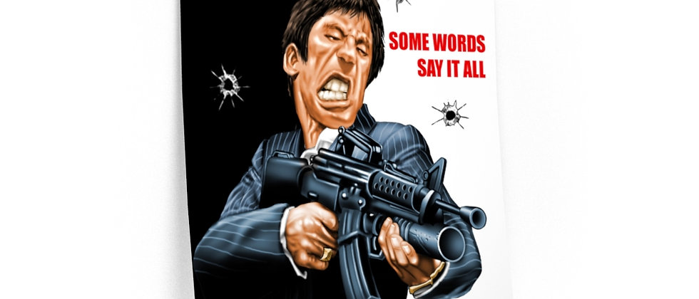 FOUL MOUTH  POSTER