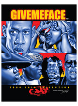 GIVEMEFACE Brochure Cover