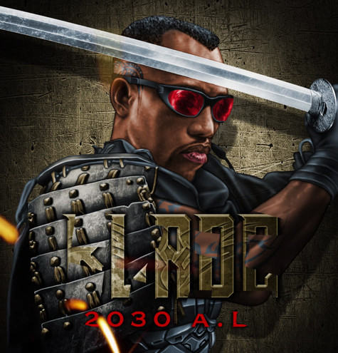 Blade 2030 A.D. Fan Art