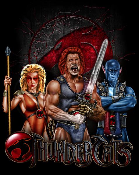 Thunder Cats Fan art