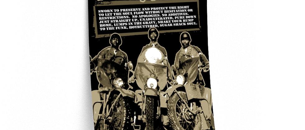 Soul Patrol/Premium Poster