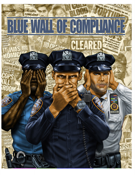 Blue wall /2015