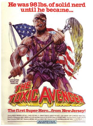 Toxic Avenger /1981