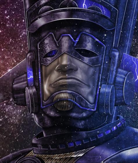 Galactus Fan Art