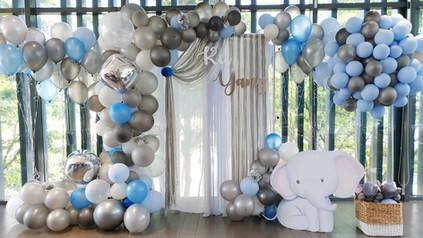 Elephant Themed Party