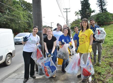 4 motivos para participar do Dia Mundial da Limpeza