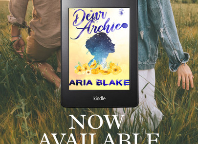Aria Blake: Dear Archie Book Debut
