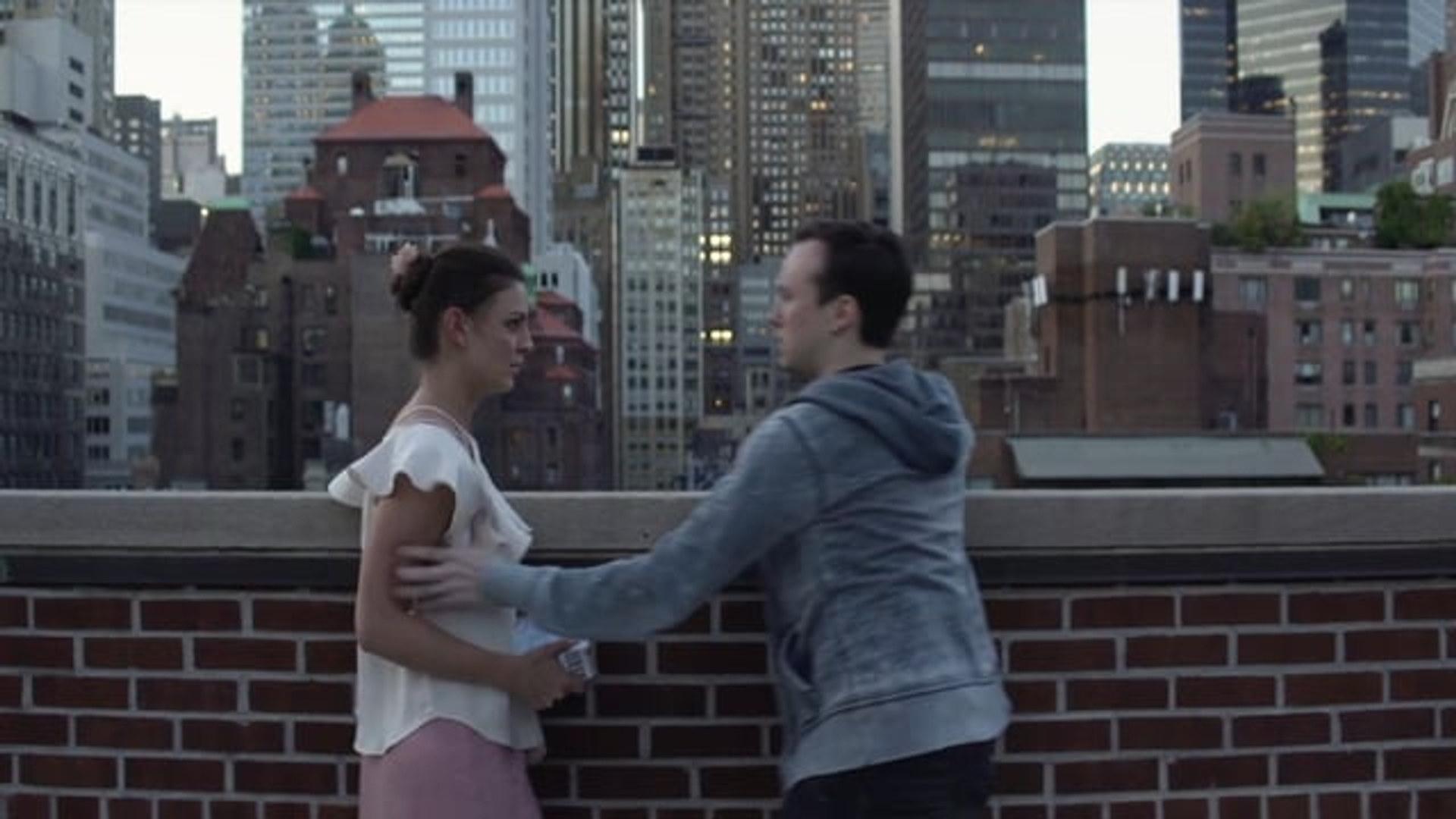 Romantic Reunion of Ukrainian Girl and American Boy