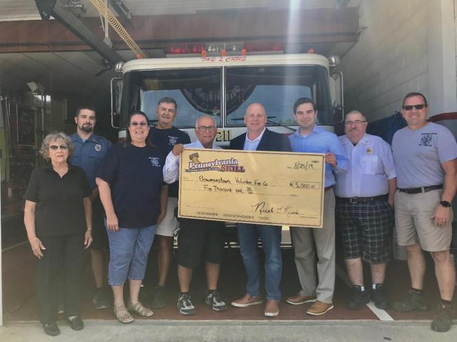 Bowmanstown Volunteer Fire Department