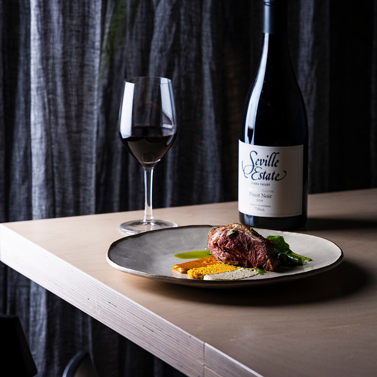 Showcase of Victoria good food and wine our collaboration with award winning wineries