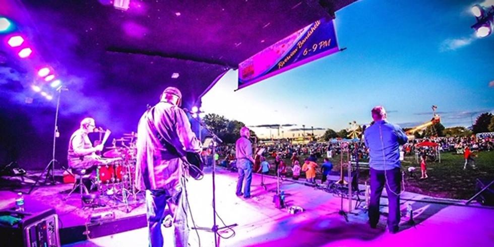 Culver, IN  Outdoor Concert