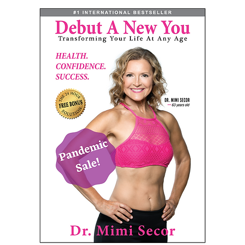 Debut a New You!