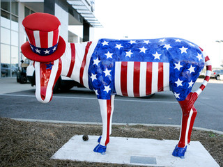 Uncle Sam Mule