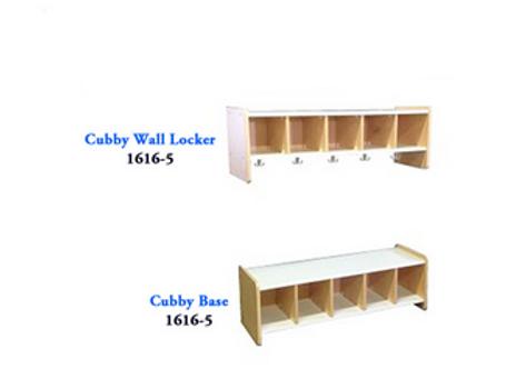 Butterfly Cubby Wall Locker or Base