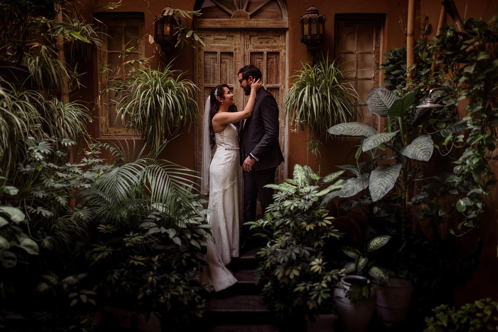 Jorge Tse Mexico Wedding Photographer