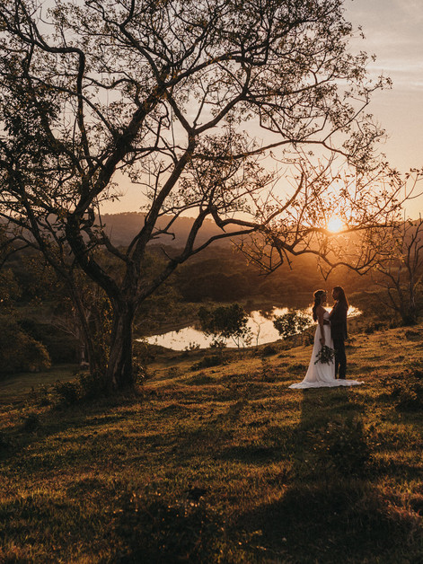 Rachael & Alberto // Rancho Teotl, El Tuito.