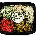 Veggie Salad Platter