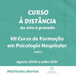 Psicologia Hospitalar - Turma VII