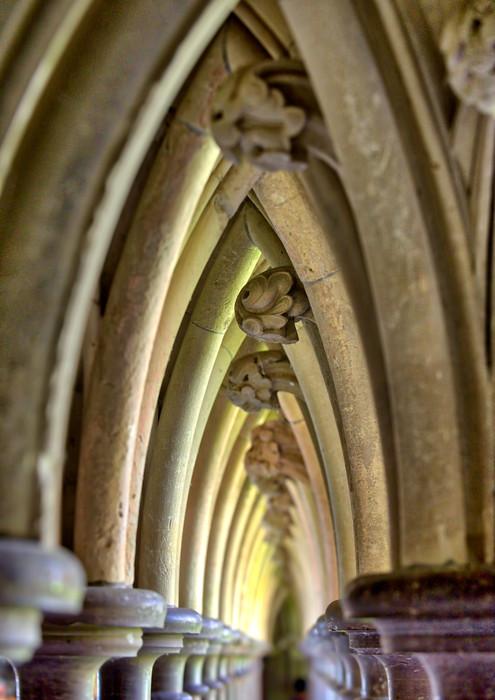 Mont-Saint-Michel. France