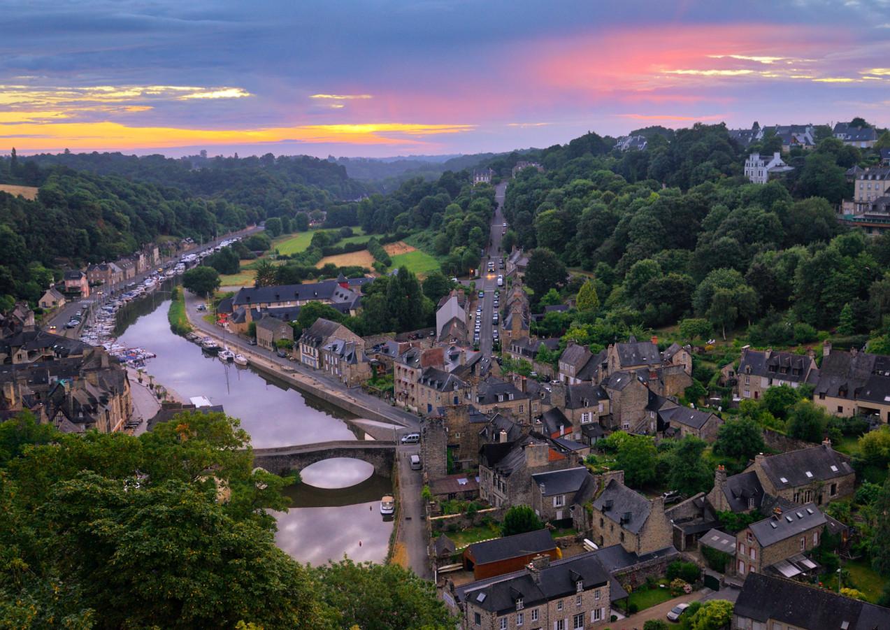 Dinan, Bretagne, France