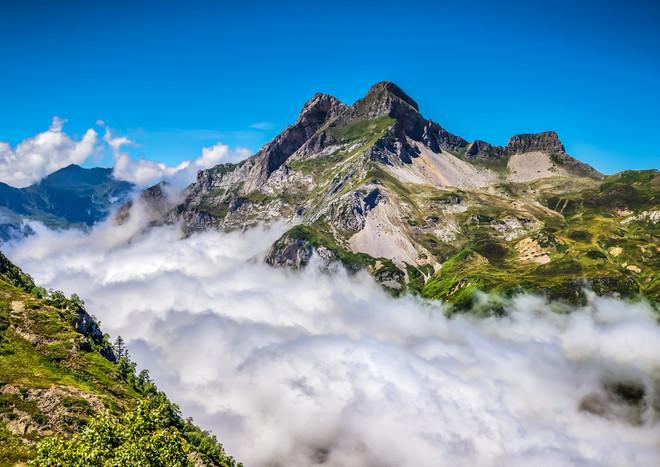 Artouste, Pyrénées, France.