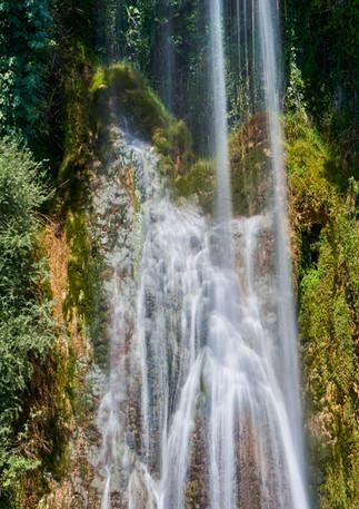 Water fall in Sillans