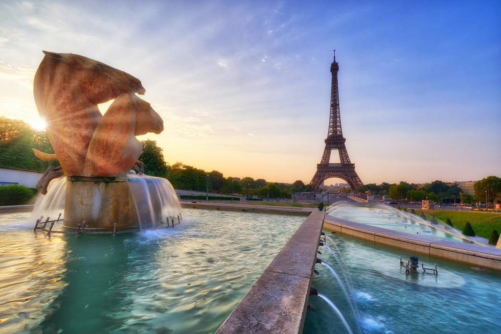 Tour Eiffel, Paris, France.