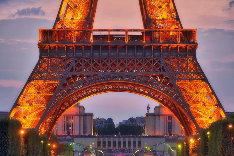Tour Effeil, Paris, France.