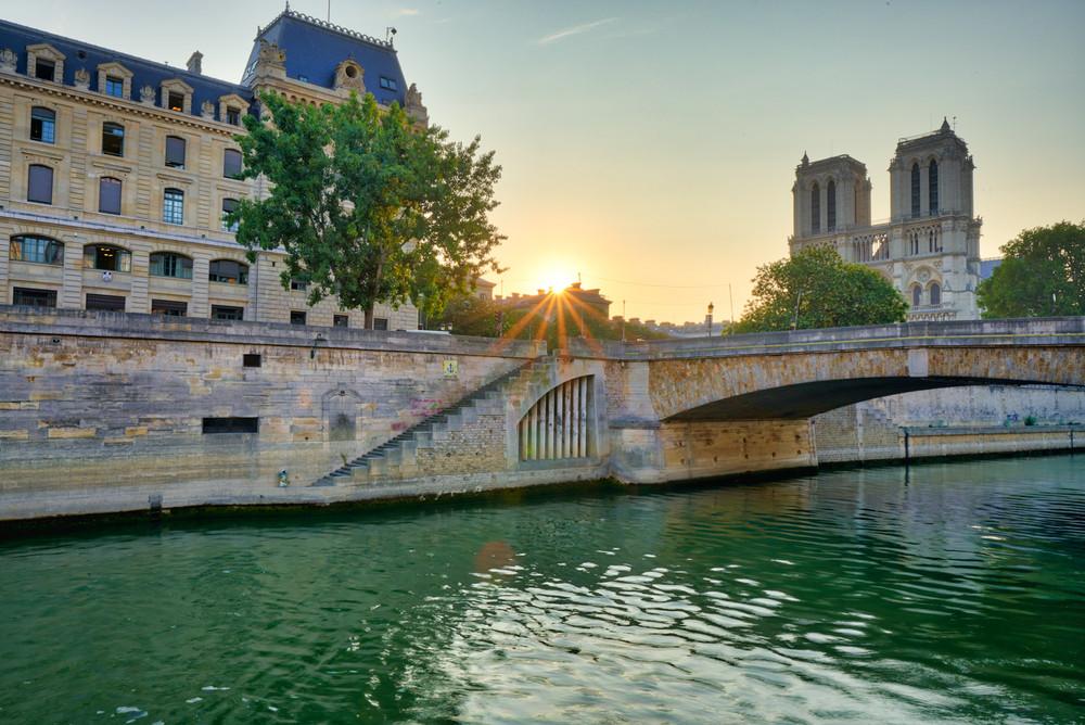 Notre-Dame-de-Paris, France.
