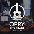 Opry City Stage Logo