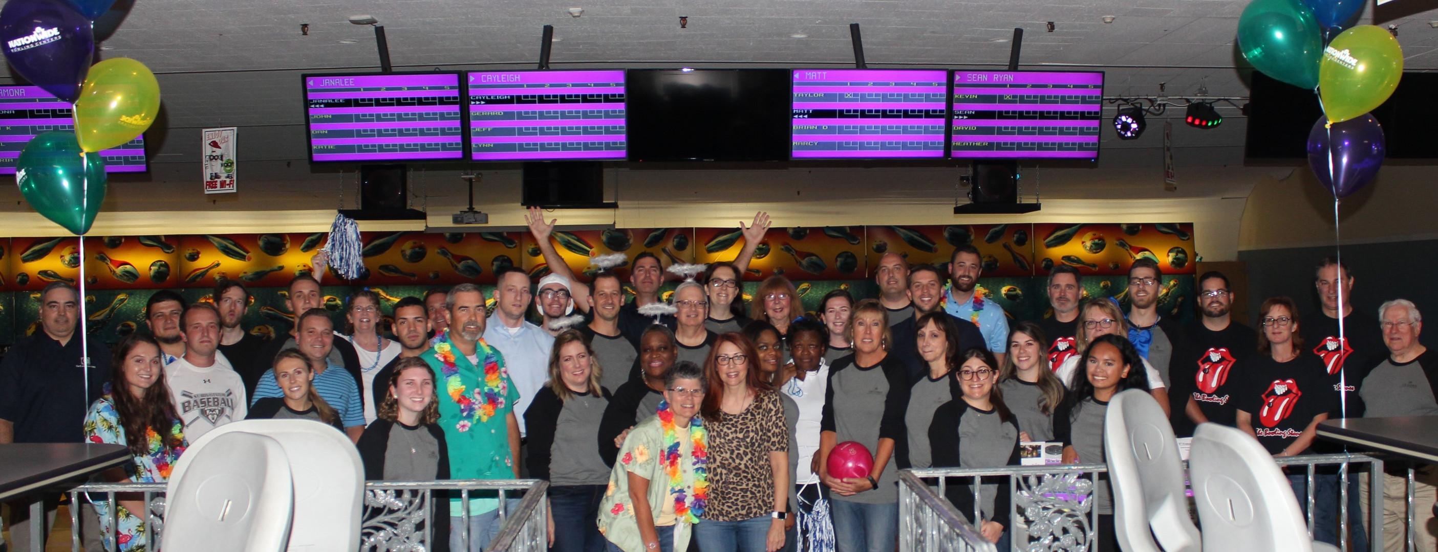 Bowling Bonanza at EBC