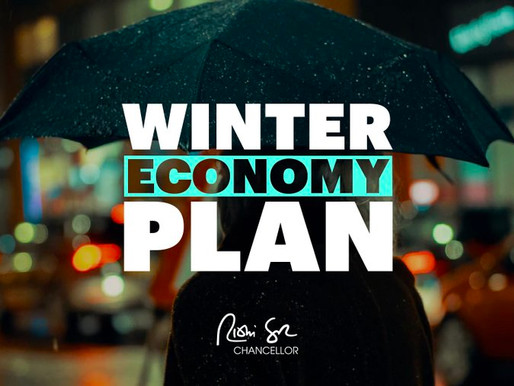 THE WINTER ECONOMY PLAN:- WHAT'S THE STORY?