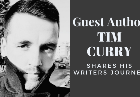 A Writer's Journey Into the Shadows Project by Tim Curry