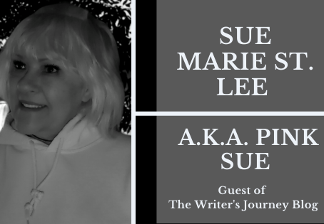 Sue Marie St. Lee a.k.a. Pink Sue